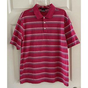 NIKE Dri-Fit Tiger Woods Collection Polo Shirt L